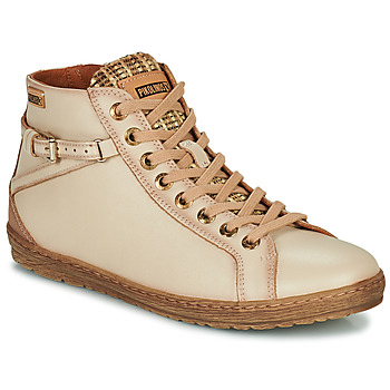 Scarpe Donna Sneakers alte Pikolinos LAGOS Beige