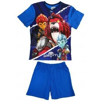 Abbigliamento Bambino Completo Dessins Animés Pigiama Multicolore