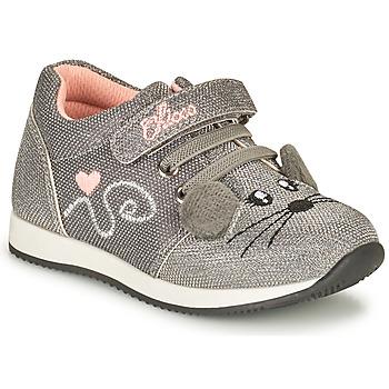 Scarpe Bambina Sneakers basse Chicco FLEXY Argento