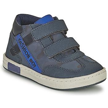 Scarpe Bambino Sneakers alte Chicco CORFU Marine