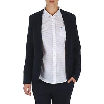 Abbigliamento Donna Giacche / Blazer Marc O'Polo CLOTHILDE Marine
