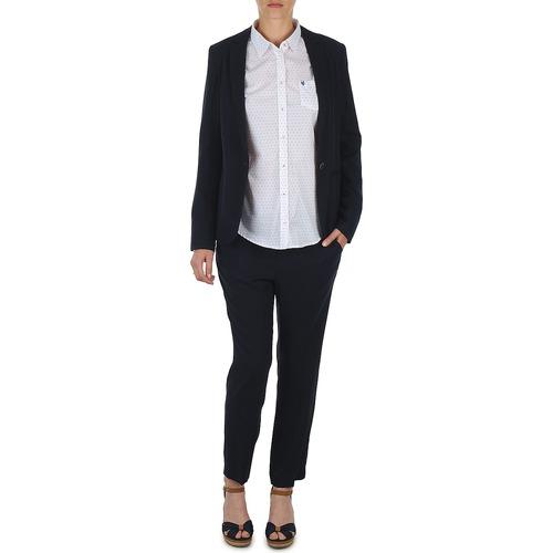 Donna Abbigliamento O'polo Gratuita 12450 Consegna GiaccheBlazer Marc Clothilde Marine 9IWDEH2