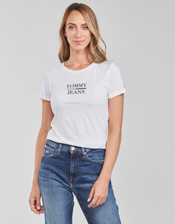 Tommy Jeans TJW SKINNY ESSENTIAL TOMMY T SS