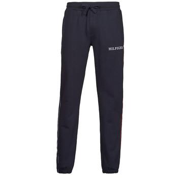 Abbigliamento Uomo Pantaloni da tuta Tommy Hilfiger TAPED HILFIGER SWEATPANTS Marine