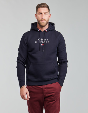 Tommy Hilfiger STACKED TOMMY FLAG HOODY