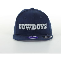 Accessori Uomo Cappellini New-Era CAPPELLO Off Mark Dallas Cowboys 9FIFTY Snapback JUNIOR blu (NVY)