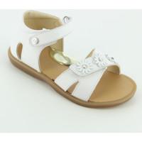 Scarpe Bambina Sandali Naturino NYMERIA sandalo margherite Bianco
