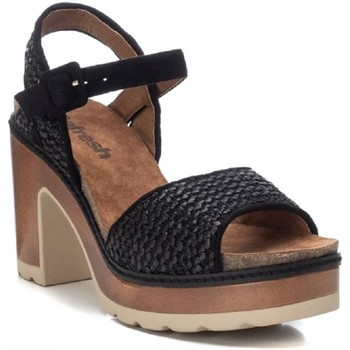Scarpe Donna Sandali Refresh 72729 Sandalo Donna NERO NERO