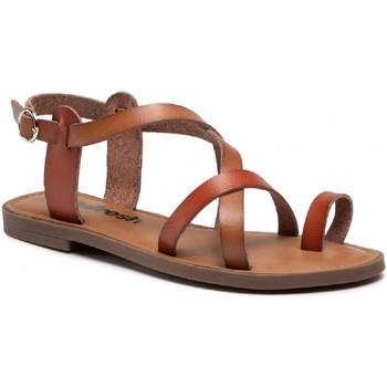 Scarpe Donna Sandali Refresh 72655 Sandalo Donna CAMEL CAMEL