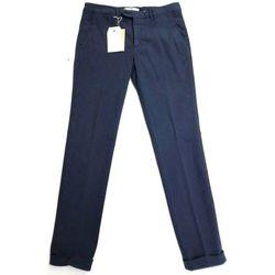 Abbigliamento Uomo Chino B 700 ATRMPN-10236 Blu