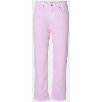 Abbigliamento Donna Jeans 3/4 & 7/8 Grifoni Jeans Rosa