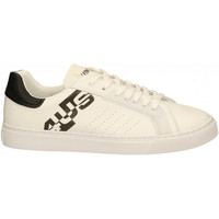 Scarpe Uomo Sneakers basse 4Us-Cesare Paciotti 4US bianco-nero