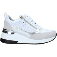 Scarpe Donna Sneakers basse Keys K-4150 Bianco
