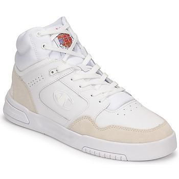 Scarpe Uomo Sneakers alte Champion MID CUT SHOE CLASSIC Z80 MID Bianco
