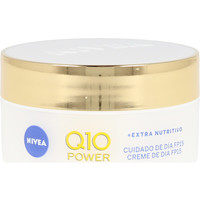 Bellezza Donna Accessori per il corpo Nivea Q10+ Power Anti-arrugas+extra Nutritivo Spf15  50 ml