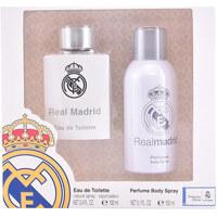 Bellezza Uomo Cofanetti di profumi Sporting Brands Real Madrid Lote 2 Pz 2 u