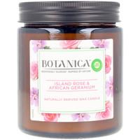 Casa Candele, diffusori Air-Wick Botanica Vela Rose & African Geranium 205 Gr