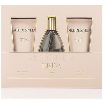 Bellezza Donna Acqua di colonia Aire Sevilla Aire De Sevilla Divina Lote 3 Pz