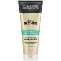 Bellezza Maschere &Balsamo John Frieda Sheer Blonde Acondicionador Hidratante Cabellos Rubios 250ml