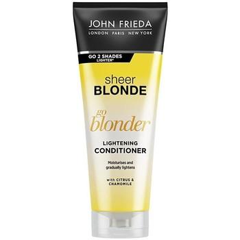 Bellezza Maschere &Balsamo John Frieda Sheer Blonde Acondicionador Aclarante Cabellos Rubios
