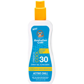 Bellezza Protezione solari Australian Gold Sunscreen Spf30 X-treme Sport Spray Gel Active