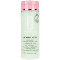 Bellezza Donna Detergenti e struccanti Clinique All About Cleansing Micellar Milk + Make-up R Iii/iv  2