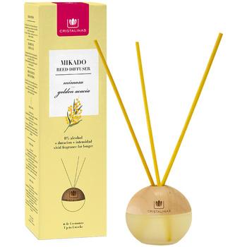 Casa Candele, diffusori Cristalinas Mikado Esfera Ambientador 0% mimosa  20 ml