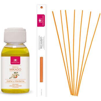 Casa Candele, diffusori Cristalinas Mikado Recambio Esencia azahar  100 ml