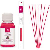 Casa Candele, diffusori Cristalinas Mikado Recambio Esencia moras  100 ml