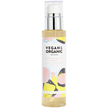 Bellezza Donna Detergenti e struccanti Vegan & Organic Detox Eau Micellaire Face & Eyes All Skin Types