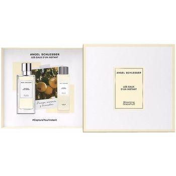Bellezza Donna Acqua di colonia Angel Schlesser Blooming Grapefruit Lote 2 Pz 2 u