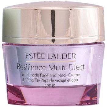 Bellezza Donna Antietà & Antirughe Estee Lauder Resilience Multi-effect Face And Neck Creme Spf15 Pnm