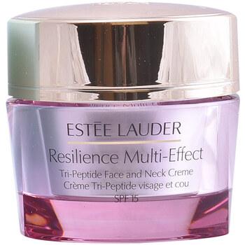 Bellezza Donna Antietà & Antirughe Estee Lauder Resilience Multi-effect Tri-peptide Spf15 Dry Skin