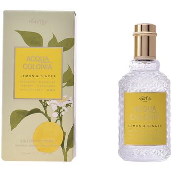 Bellezza Donna Eau de toilette 4711 Acqua Colonia Lemon & Ginger Edc Splash & Spray