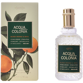 Bellezza Eau de toilette 4711 Acqua Colonia Blood Orange & Basil Edc Vaporizador  50 ml