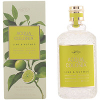 Bellezza Eau de toilette 4711 Acqua Colonia Lime & Nutmeg Edc Splash & Spray  170 ml