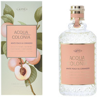 Bellezza Eau de toilette 4711 Acqua Colonia White Peach & Coriander Splash & Spray  170 m