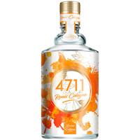 Bellezza Eau de toilette 4711 Remix Cologne Orange Edc Vaporizador  100 ml