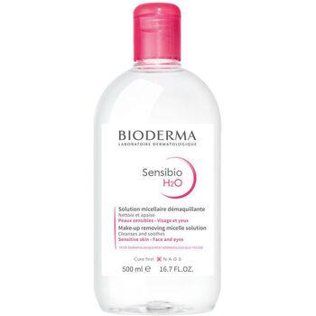 Bellezza Detergenti e struccanti Bioderma Sensibio H2o Solution Micellaire Peaux Sensibles  500 m