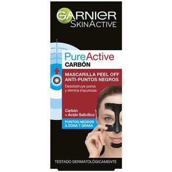 Bellezza Trattamento mirato Garnier Pure Active Carbon Mascarilla Peel-off Puntos Negros  50