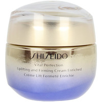Bellezza Donna Antietà & Antirughe Shiseido Vital Perfection Uplifting & Firming Cream Enriched  50