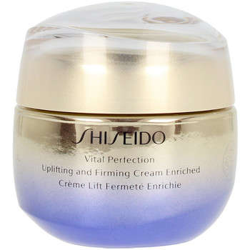 Bellezza Donna Antietà & Antirughe Shiseido Vital Perfection Uplifting & Firming Cream Enriched  50