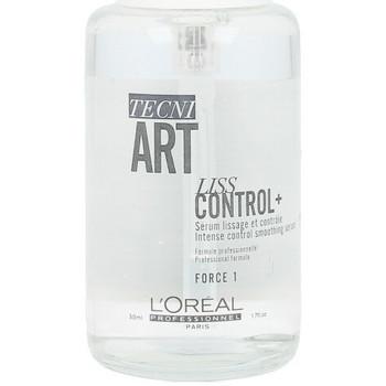 Bellezza Gel & Modellante per capelli L'oréal Tecni Art Liss Control Plus Serum
