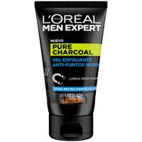 Bellezza Uomo Maschere & scrub L'oréal Men Expert Pure Charcoal Gel Exfoliante P.negros L'Oreal Make U