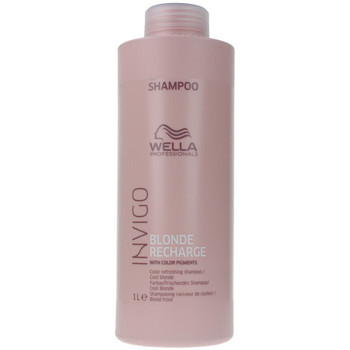 Bellezza Shampoo Wella Invigo Blonde Recharge Color Refreshing Shampoo 1000  Ml 1000 m