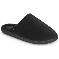 Scarpe Uomo Pantofole Isotoner 98032 Nero