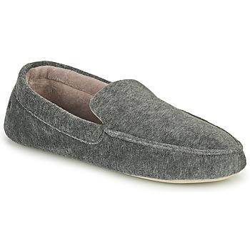 Scarpe Uomo Pantofole Isotoner 96774 Grigio / Chiné