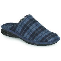 Scarpe Uomo Pantofole Romika Westland TOULOUSE 57 Blu / Nero