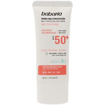 Bellezza Protezione solari Babaria Solar Multiproteccion Crema Antimanchas Spf50+  50 ml
