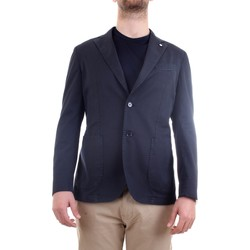 Abbigliamento Uomo Giacche / Blazer L.b.m. 1911 15820 Giacca Uomo blu blu